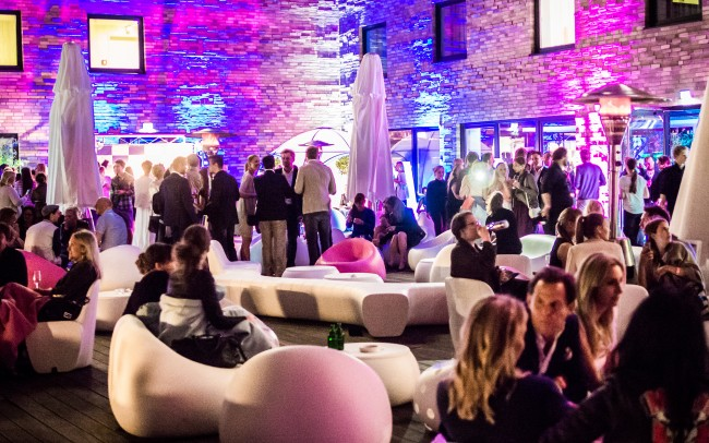 Berlin Event: GMK Aftershow Party Fashion Week Summer 2015