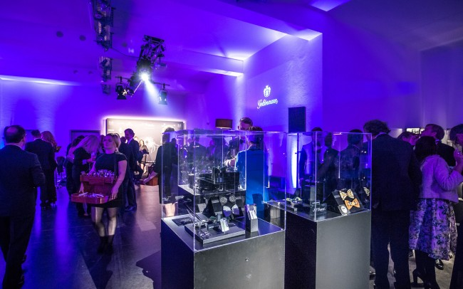 S.T. Dupont Spectre Collection @ KPM Berlin