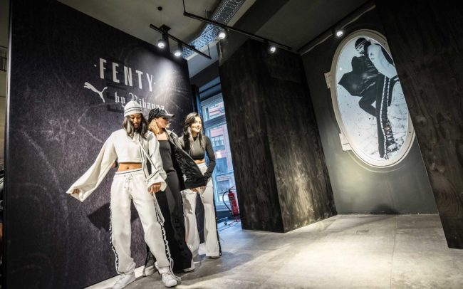 Collection Launch Puma Fenty