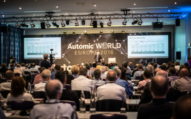 Automic World Europe 2016